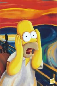 Simpsonit-juliste